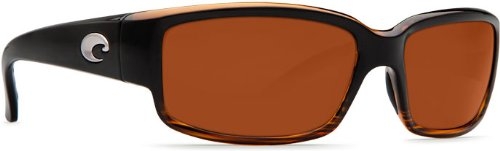 Costa Del Mar Caballito Sunglass, Coconut Fade/Copper - Who Polarized The Best Sunglasses Makes