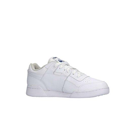 ... REEBOK - Sneaker - Herren - Workout Plus OG weißes Leder für herren - 41