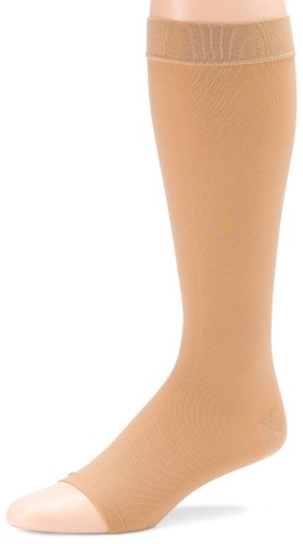 Futuro Futuro Therapeutic Knee Length Stockings Open Toe ...