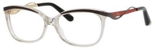 DIOR Eyeglasses 3280 08Ld Gray Brown Red 53MM