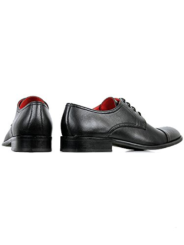 Will's Shoes Vegan Black City Derbys qxRXwzHB