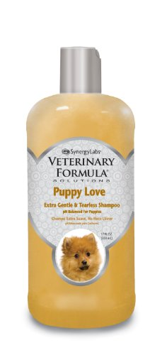 SynergyLabs Veterinary Formula Solutions Puppy Love Shampoo, 17oz, My Pet Supplies