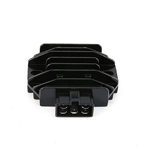 Prinfong R/égulateur redresseur de Tension de Moto 12v Moto pour Yamaha XJ600 1997-2003 XJR400 1993-2007 Majesty 250 YP250 1995-2001