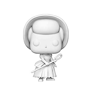Funko POP! Disney: Toy Story – Bo Peep (Do It Yourself), Multicolor, 3.75 inches