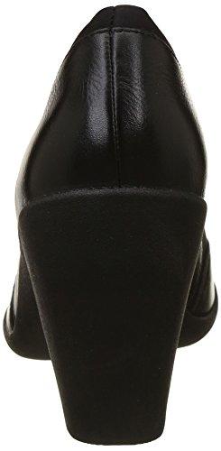 Heels Womens Black Adya Leather Clarks Maia q4Zxa6wXa