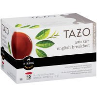 Tazo Tazo Kcup Awake Tea 10 count (Pack Of 6) by TAZO