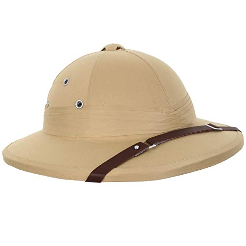 French Army Tropical Pith Helmet in British -