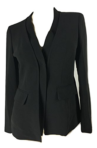 - Jones New York Collection Platinum Women's Suit Jacket Blazer, Black, 4