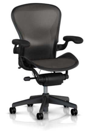 Herman Miller Classic Aeron Task Chair: Highly Adjustable w/