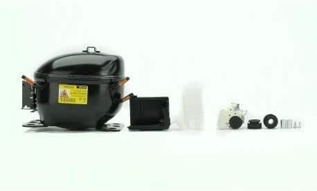 REPORSHOP - Motor COMPRESOR FRIGORIFICO CUBIGEL HMK95 1/5 Gas R600 ...