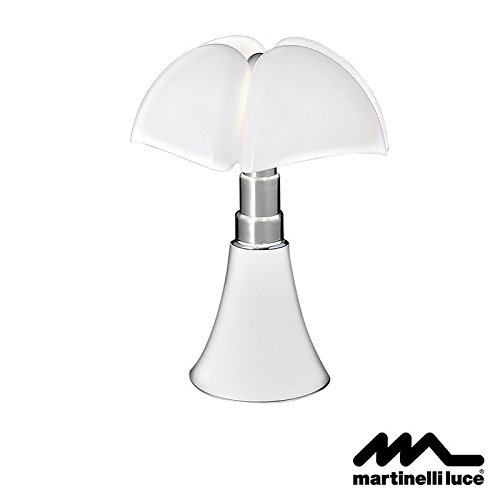 (Martinelli Luce Pipistrello Table Lamp White E12 4x25W 110V USA)