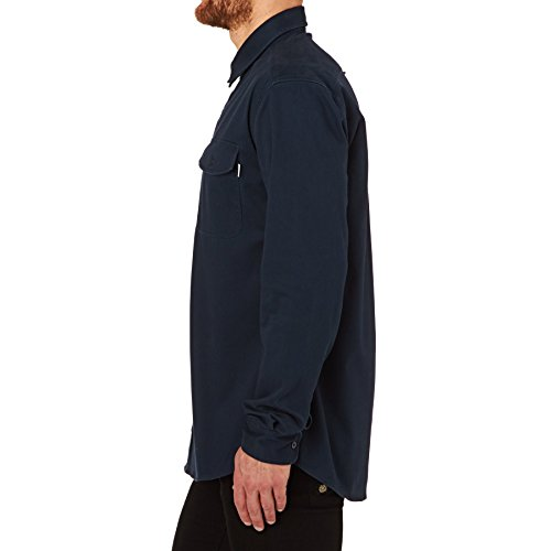 Element Shirts - Element Houston - Eclipse Navy