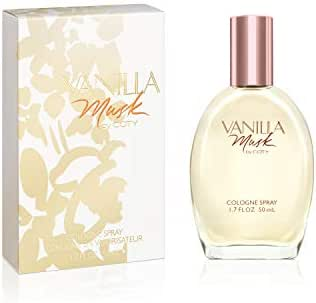 Coty Vanilla Musk For Women. Cologne Spray 1.7 Oz.