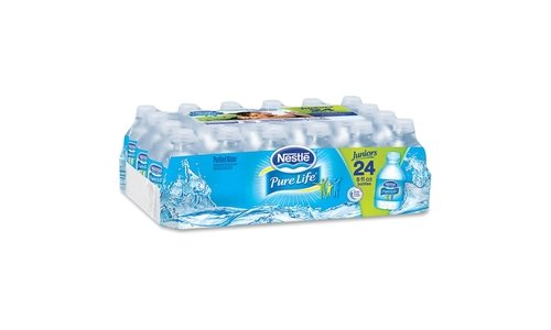 Nestle Water Nestle Pure Life, 8.0 Oz (Case of 24)