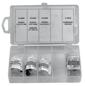 K&L Supply 18-4690 Carburetor Passage Plug Kit, (Plug Carburetor)