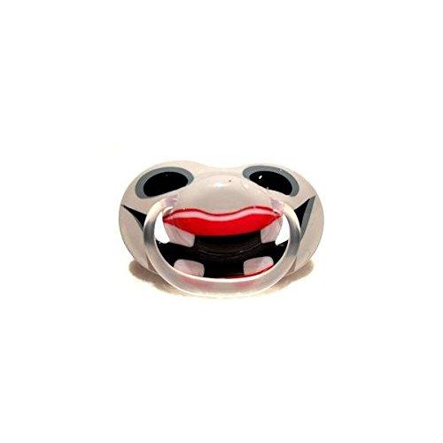 Crazy Dummy Hippo - Chupete, diseño de hipopótamo: Amazon.es ...