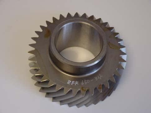 Transmissions & Parts AMP ZFS634 ZF S650 6 speed transmission 3rd ...