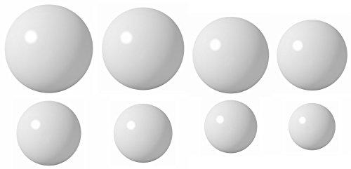 Ball Delrin Coin Ring Making Ball Assortment