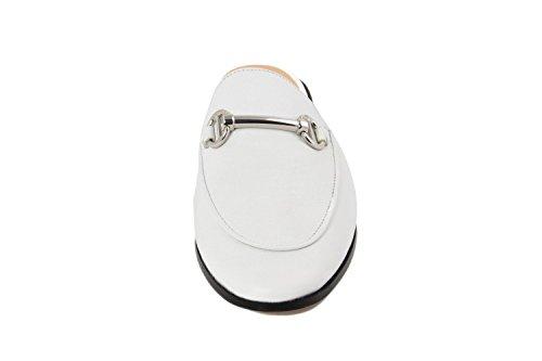 cuoio bianco Eye di Ee 1173101 Woman Zoccolo nqHRCTwAxv