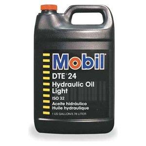 Oil, Hydraulic, 1 Gal Mobil