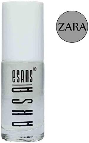 Aksa Esans Turkish Alcohol Free Essence Roll On Essential Perfume Oil Fragrance For Women Zara
