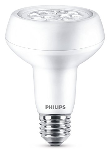 Philips Ampoule LED 60W E27 WW 230V R80 40D ND