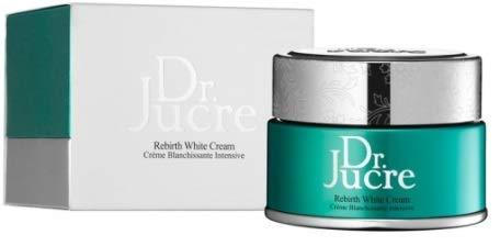 スイング全部バラバラにするドクタージュクル ホワイトクリーム【Dr.Jucre White Cream】50ml ゴールド10mg(金 着色料)含有 ヒト幹細胞化粧品 ヒト幹細胞培養液5% クリーム