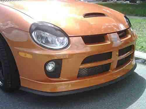 Scion xA xB  tC xD Universal Flexible Rubber Chin Lip Spoiler Splitter Trim +On