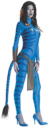 Secret Wishes Avatar Neytiri Costume, Blue, Medium (6/10)