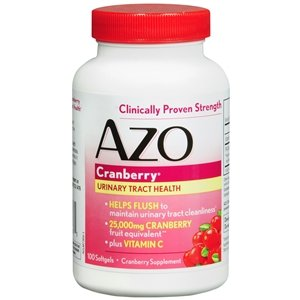 AZO-Cranberry-Softgels-100