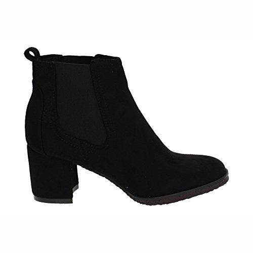 030519 Bottines Noir Classiques Xti 41 EU Femme Noir dwOqfn5I
