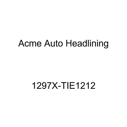 (Acme Auto Headlining 1297X-TIE1212 Dark Blue Replacement Conversion Headliner (1960 Oldsmobile 98 & Super 88 4 Door Hardtop 6 Bows))