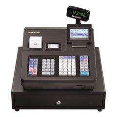 Sharp XE-A43S Cash Register - Sharp Xea507