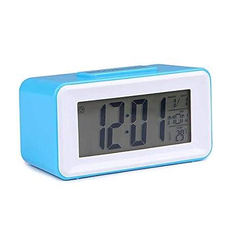 Reloj Despertador Led Relojes De Mesa Digitales Reloj De ...
