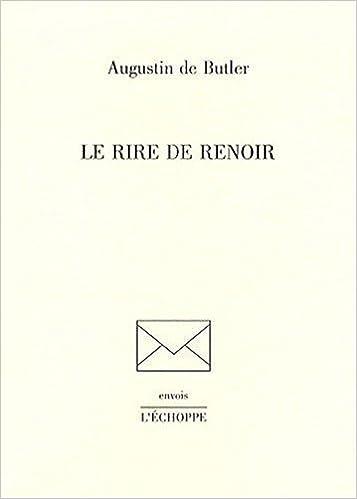 Lire Le rire de Renoir pdf, epub