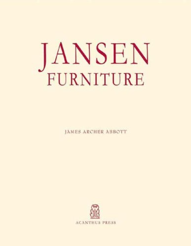 Jansen Furniture (20th Century Decorators S.)
