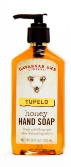 Savannah Bee Company Tupelo Honey Hand Soap (Savannah Bee Company Hand Soap)