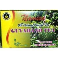 Namica Guyabano Herbal Tea 100% All Natural Health Drink