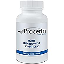 Procerin Tablets for Men Hair Regrowth Complex, 90 -Tablets
