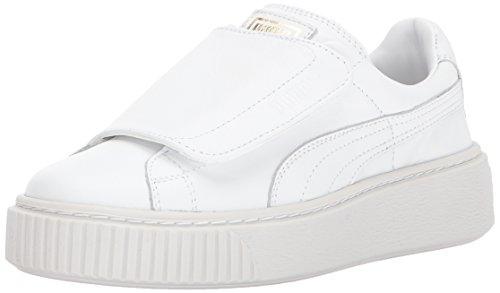 PUMA B0733VN1YF Women's Basket Platform Strap Wn Sneaker B0733VN1YF PUMA Shoes 2ef17c