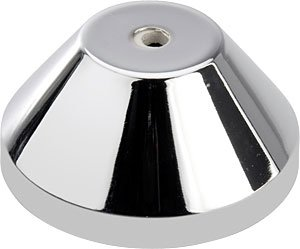 JEGS 40615 Chrome Vacuum Advance Cover