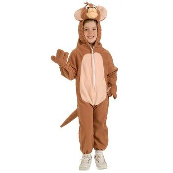 Tom n Jerry - Jerry Child Halloween Costume Size 4-6 (Halloween Tom And Jerry Costume)
