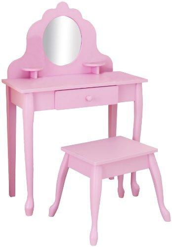 KidKraft Medium B077JNBZ5K Diva Table and and Stool Pink Pink [並行輸入品] B077JNBZ5K, オオヤママチ:0beda834 --- sharoshka.org