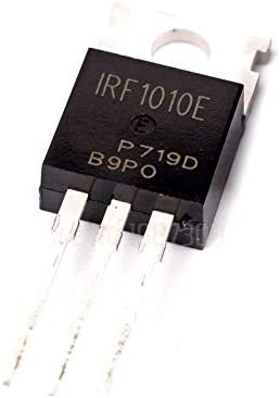 5 pcs IRF1010E   IRF1010EPBF  N-Channel  60V 84A 0,12R TO220  NEW  #BP