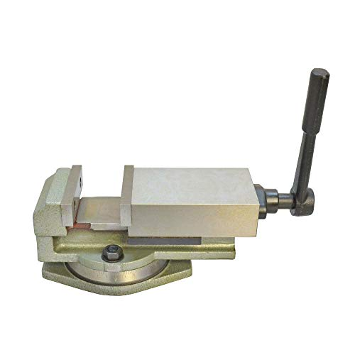 Arin Shop Bench Drilling 3'' Precision Mill Vise w/Swivel Base