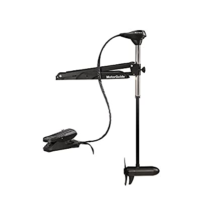 "Motorguide X3-70fw Foot Control Bow Mount - Digital - 70lbs-45""-24v"