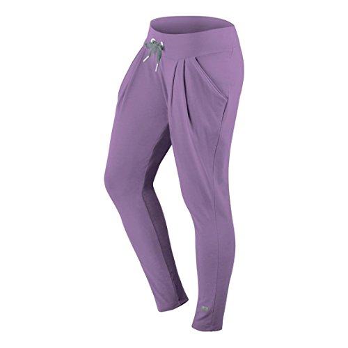 ASICS Women's Sarouel Pants, Grapeade, Medium