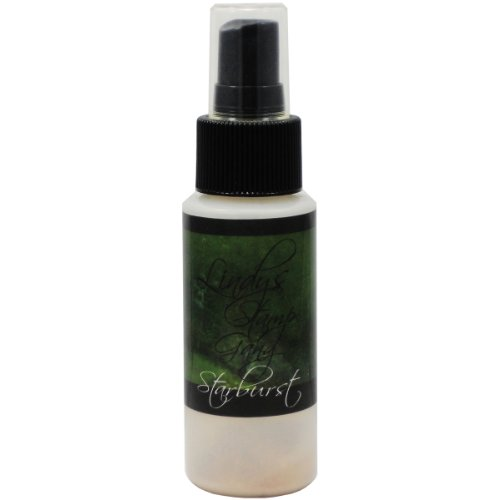 Lindy's Stamp Gang Starburst Spray Paint, 2-Ounce Bottle, Ponderosa Pines Olive