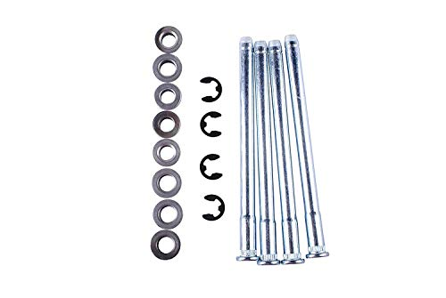 - 15685040 Door Both Door Hinge Pin and Bushing Kit for Chevy GMC GM Trucks 15691493 15691494 15562609