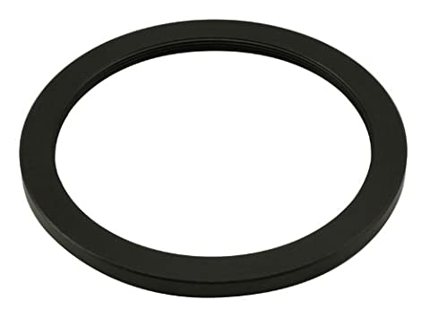 Fotga Black 62mm to 52mm 62mm-52mm Step Down Filter Ring - 52 Mm Step